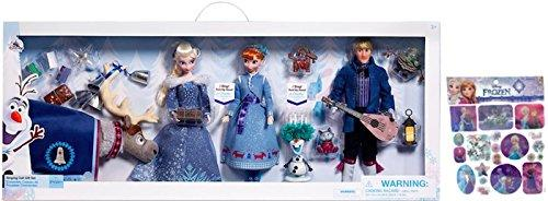 Frozen - 2 Piece Bundle: Singing Doll