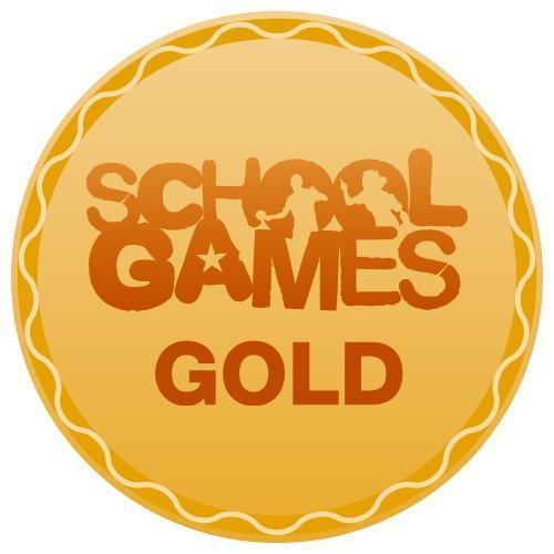 School Games Gold Award Winners