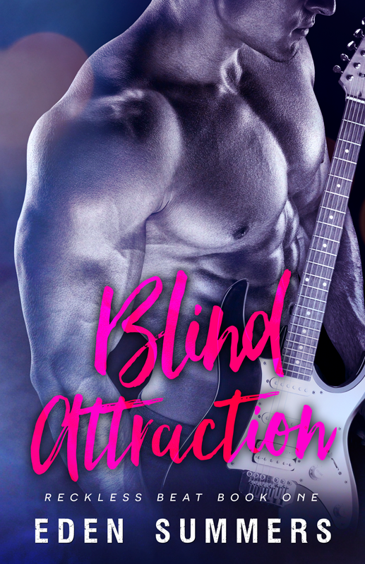 Blind Attraction Cover Image
