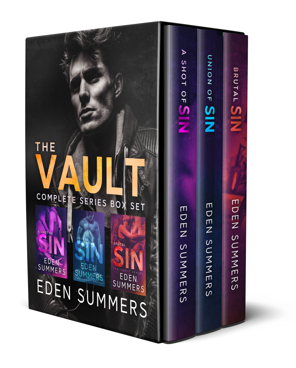 The Vault Box Set Cover