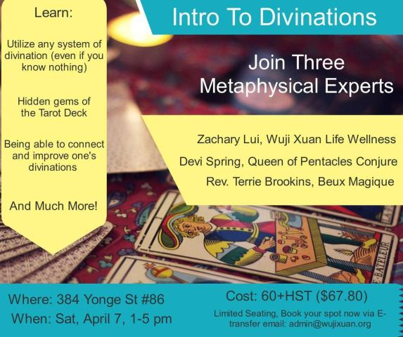 Intro To Divination