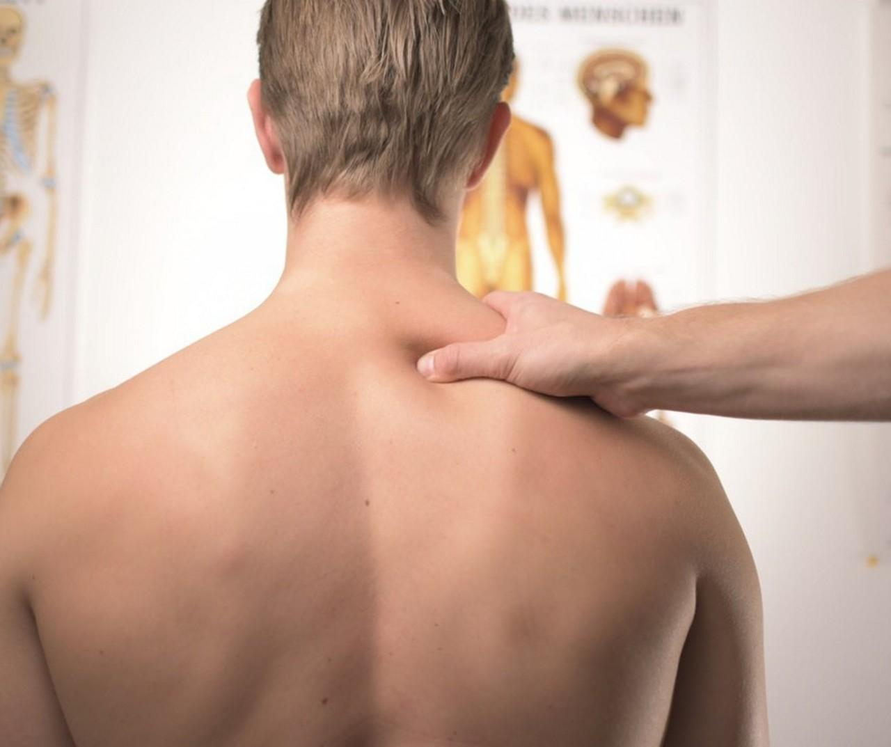 acupuncture for shoulder tension