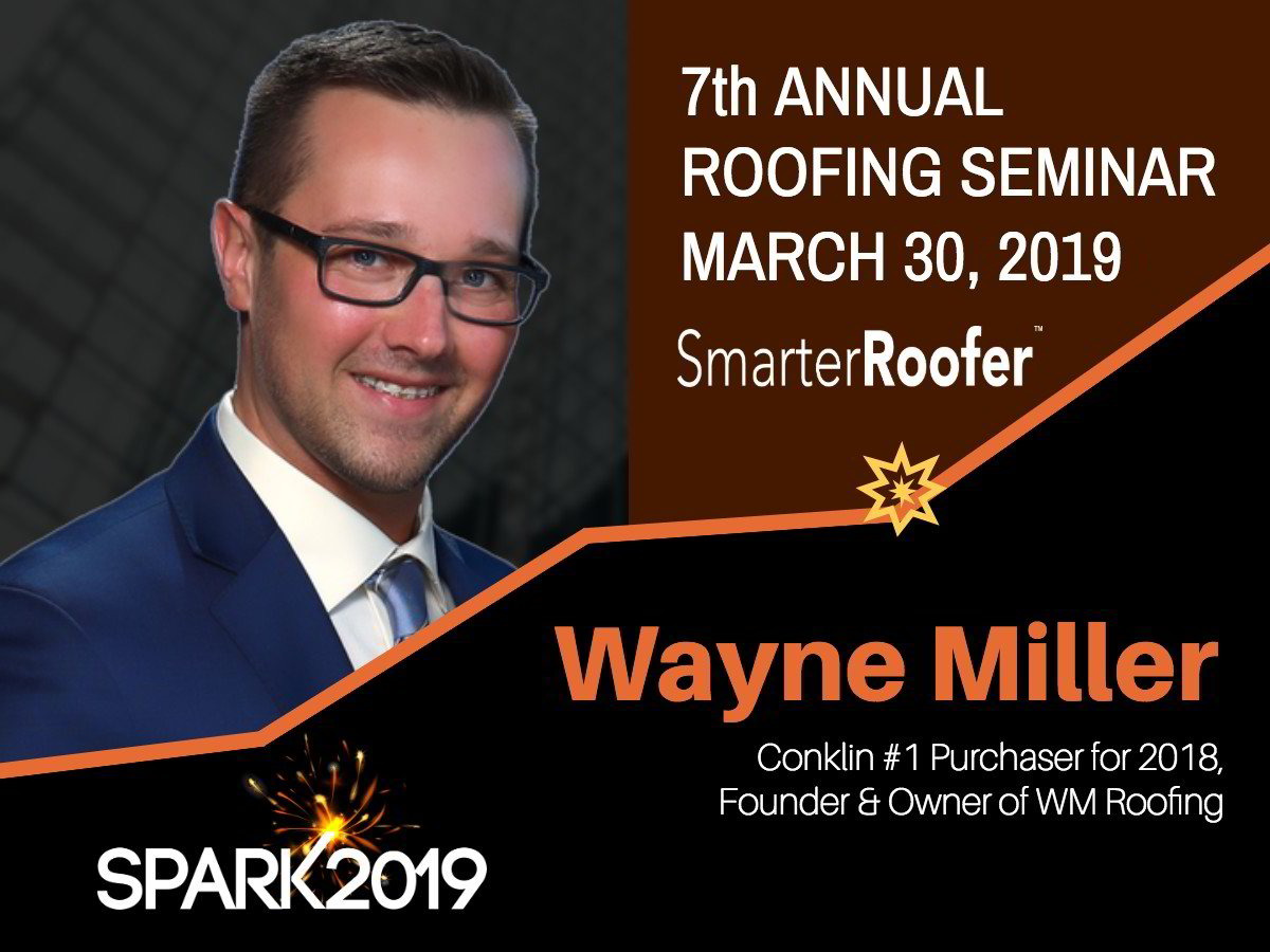 Smarterroofer Spark 2019 Pathfinders 7th Annual