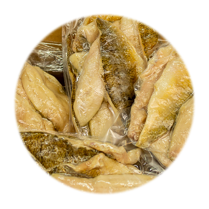 Yellow Perch Fillets