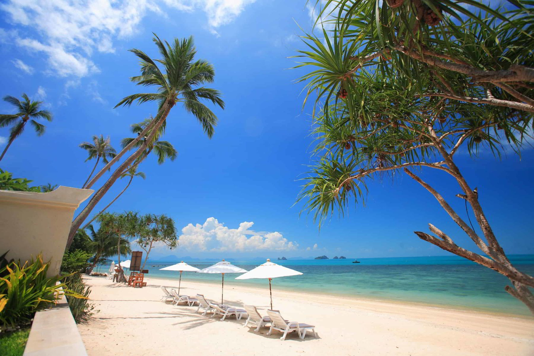 Beaches to visit in Koh Samui