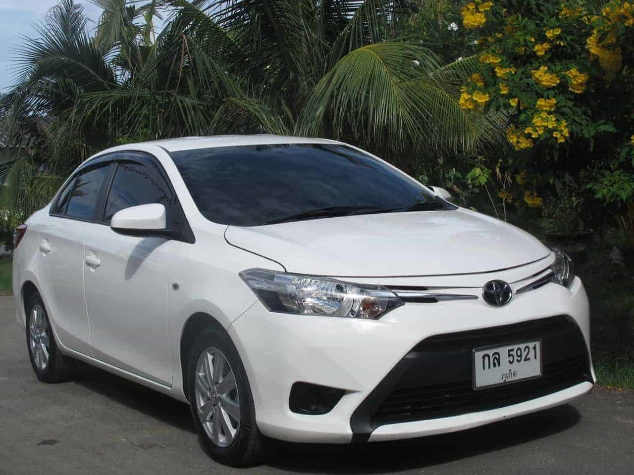 Sedan Car Hire in Koh Samui