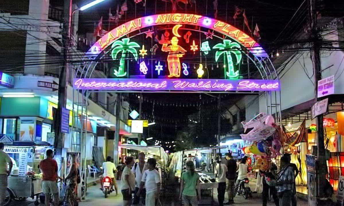 Image result for lamai night market