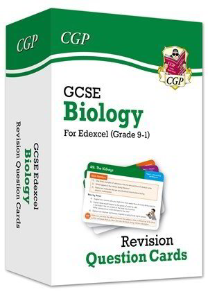 BEF41: New GCSE Biology: Edexcel Revision Question Cards