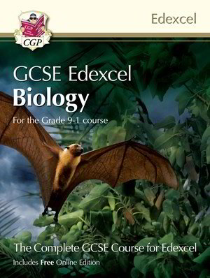 BETB41: GCSE Biology for Edexcel: Student Book (with Online Edition)
