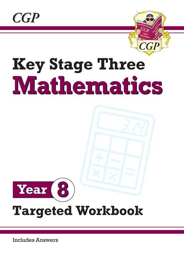 S8W32 New KS3 Science Year 8 Targeted Workbook (with answers)