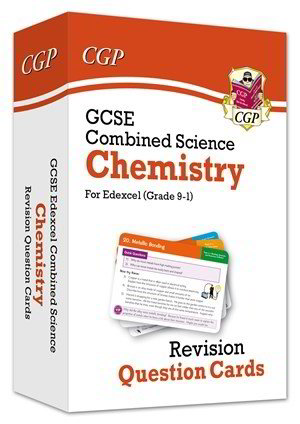 SCCEF41: New GCSE Combined Science: Chemistry Edexcel Revision Question Cards