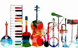 Instrumental Lessons Summer Term (29th April 2019 - 22nd July 2019)