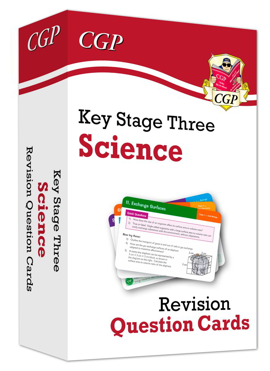 SHF31 New KS3 Science Revision Question Cards