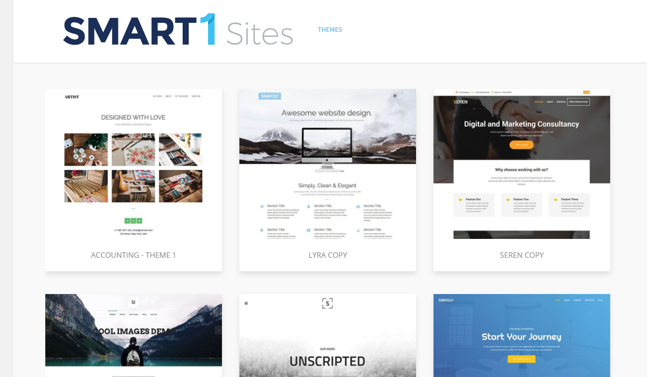 Web design done the smart way
