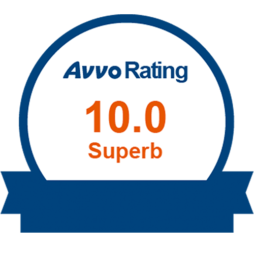 Avvo Rating Superb 10.0
