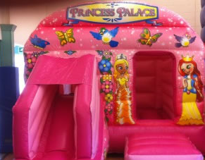 Bouncy Slides for hire