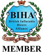 British Inflatable Hirers Association Member