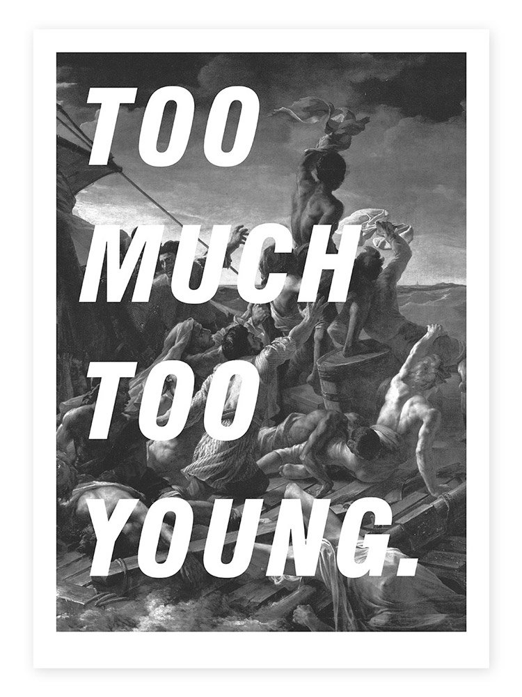 Too Much Too Young (The Vanity of Hope)
