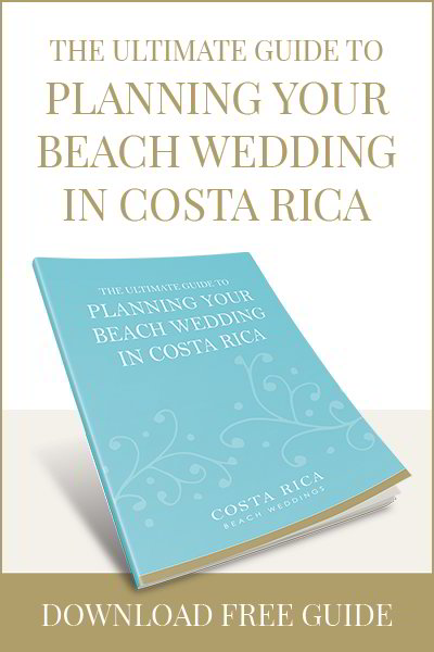 Costa Rica Beach Wedding Guide