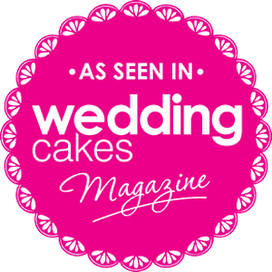 Bluebirds Bakehouse - As seen in Wedding Cakes Magazine