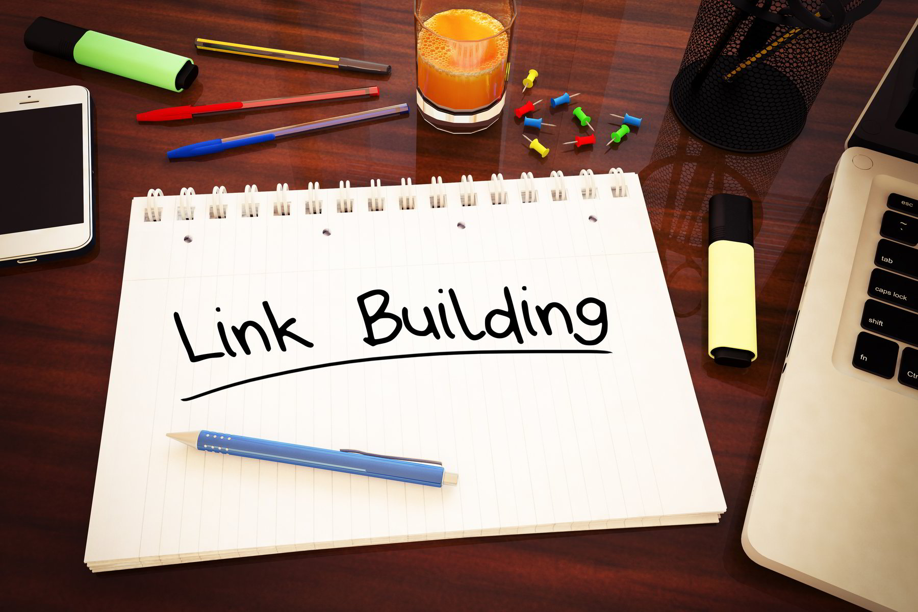 Foundational Link Building