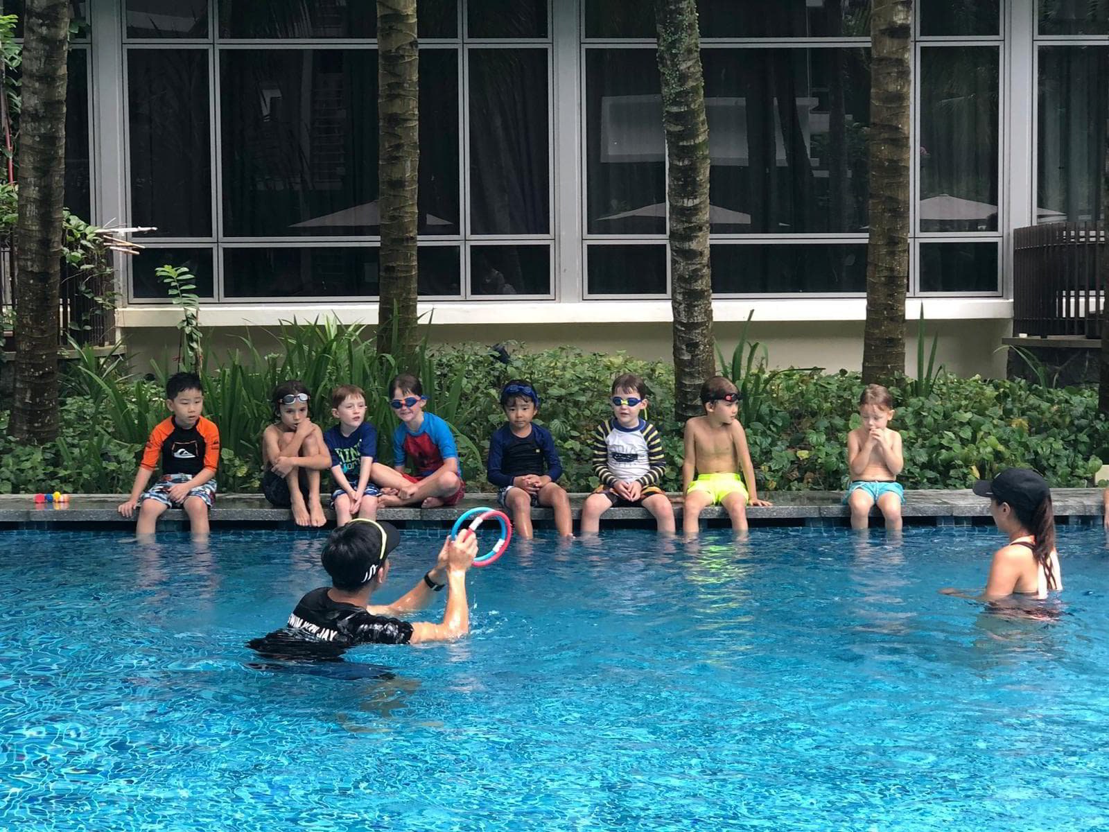 Private Swimming Lesson for children