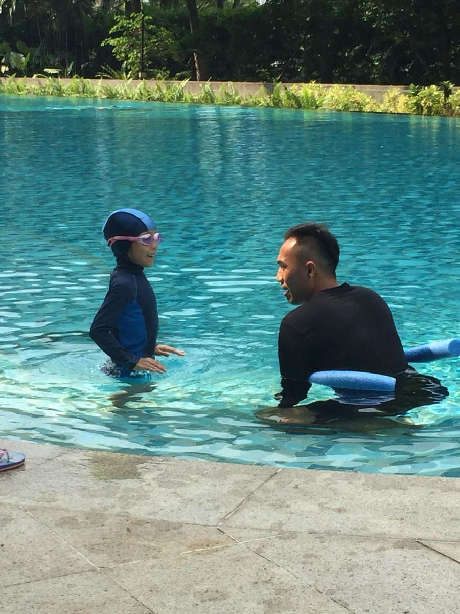 Private Swimming Lesson for toddler