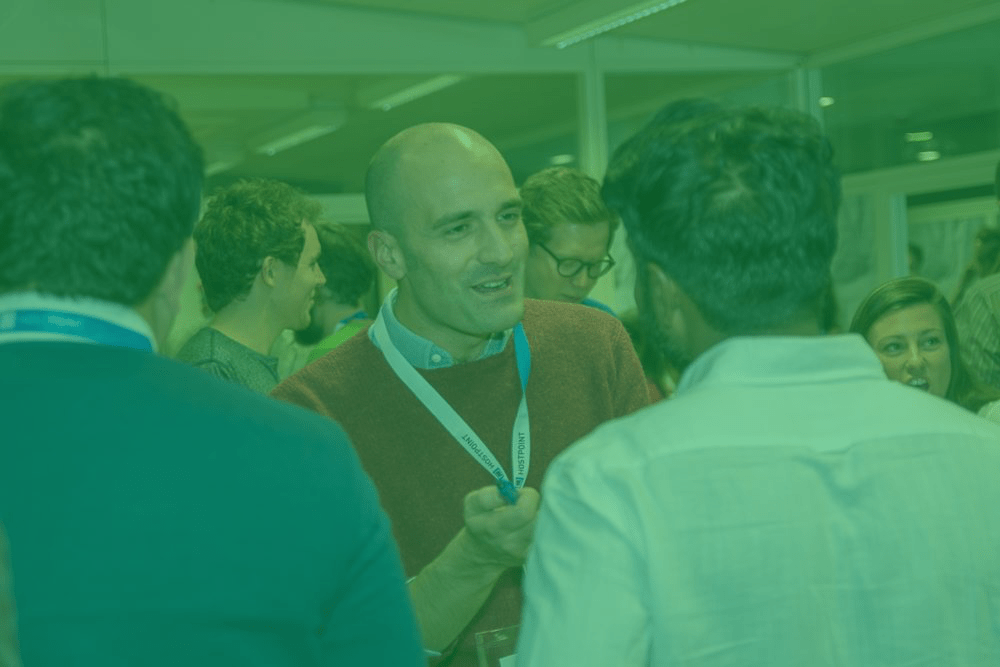 Startup Weekend Networking