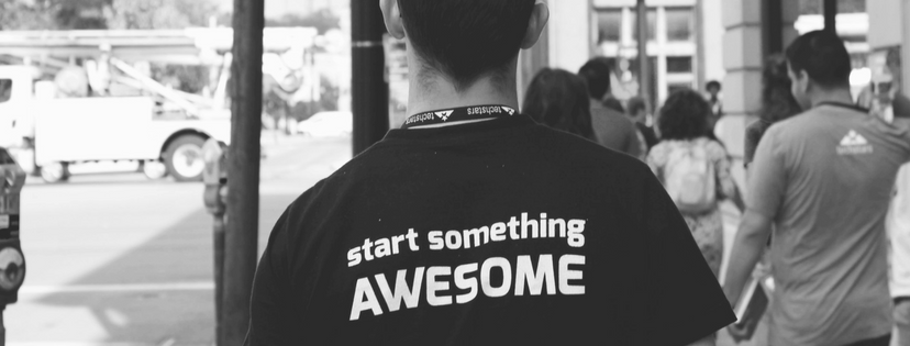 Start something awesome