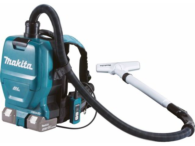 Makita Cordless Backpack Vacuum Cleaner - DVC260Z