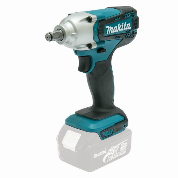 "Makita DTW190Z Cordless Square Impact Wrench  1/2""  18V"