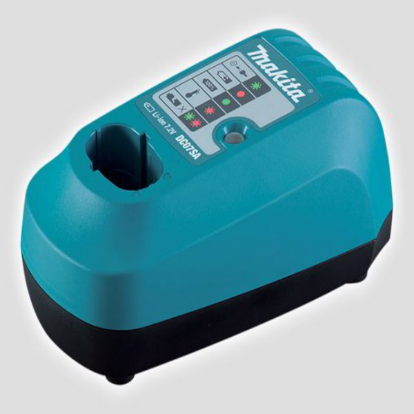 Makita DC07SA 7.2V Charger Li-Ion