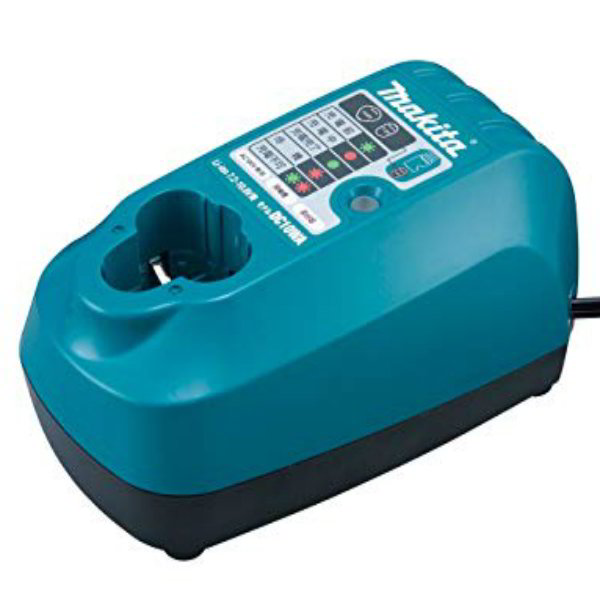 Makita DC10WA 7.2-10.8V Li-Ion Cordless Battery Charger