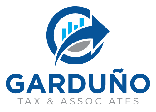 Garduno Tax, Income Tax Returns, Bookkeeping, Accounting, Payroll, and more!