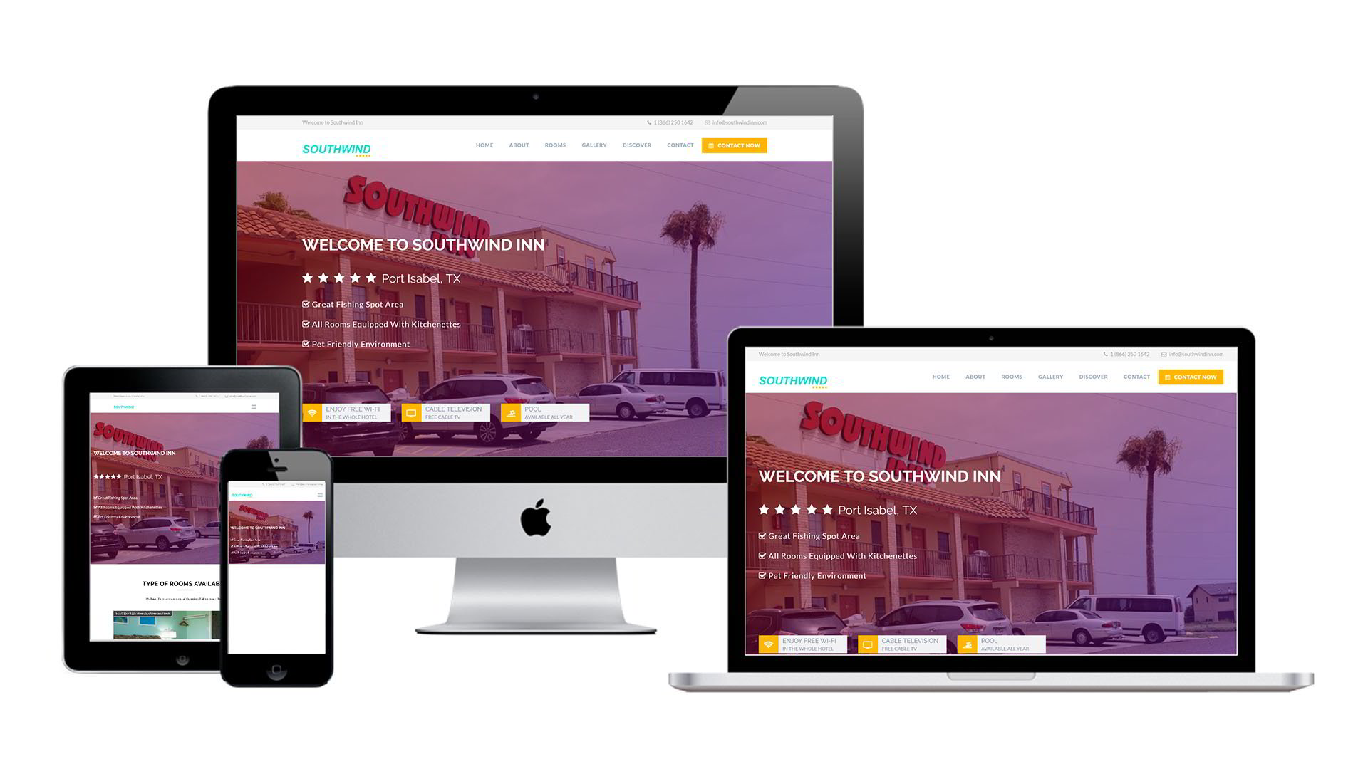 Southwind Inn Website