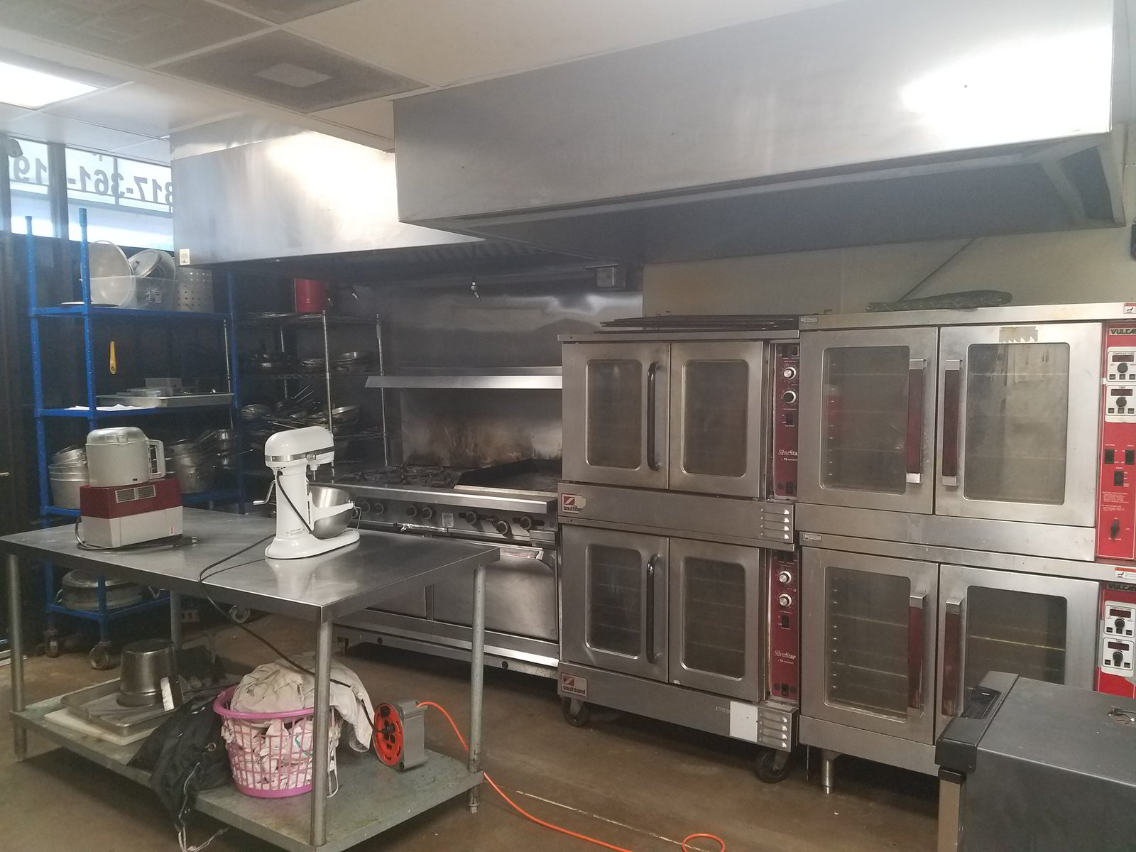 Rent our Kitchen at 360 Catering and Events in Fort Worth TX