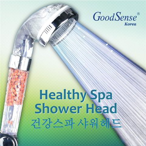 Spa shower Head EU - Standart