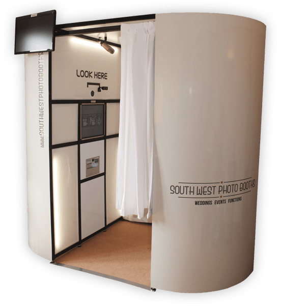 South West Photo Booths | Photo Booths, Magic Mirrors