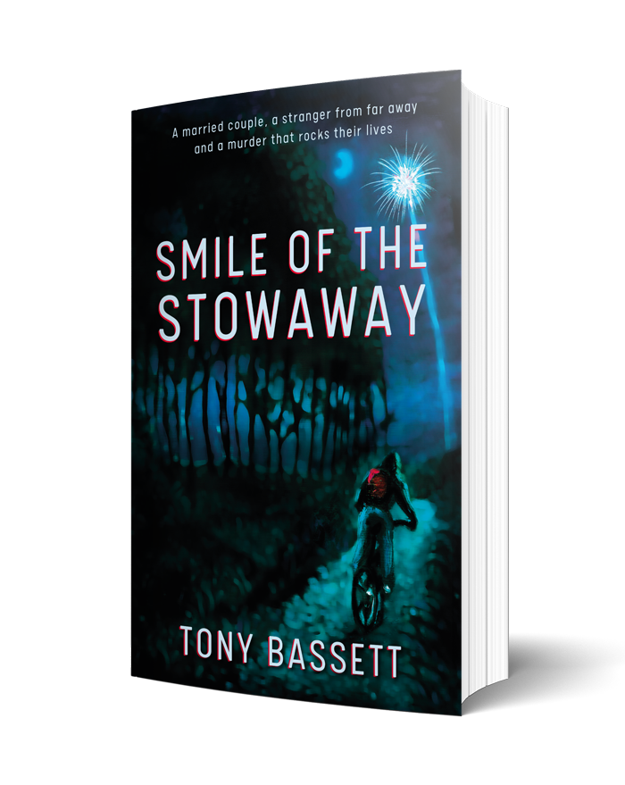 Smile of the Stowaway book cover web