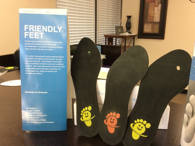 Liquid Therapeutic Massaging Insoles