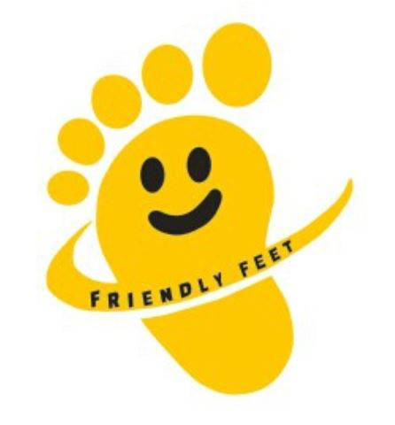FRIENDLY FEET