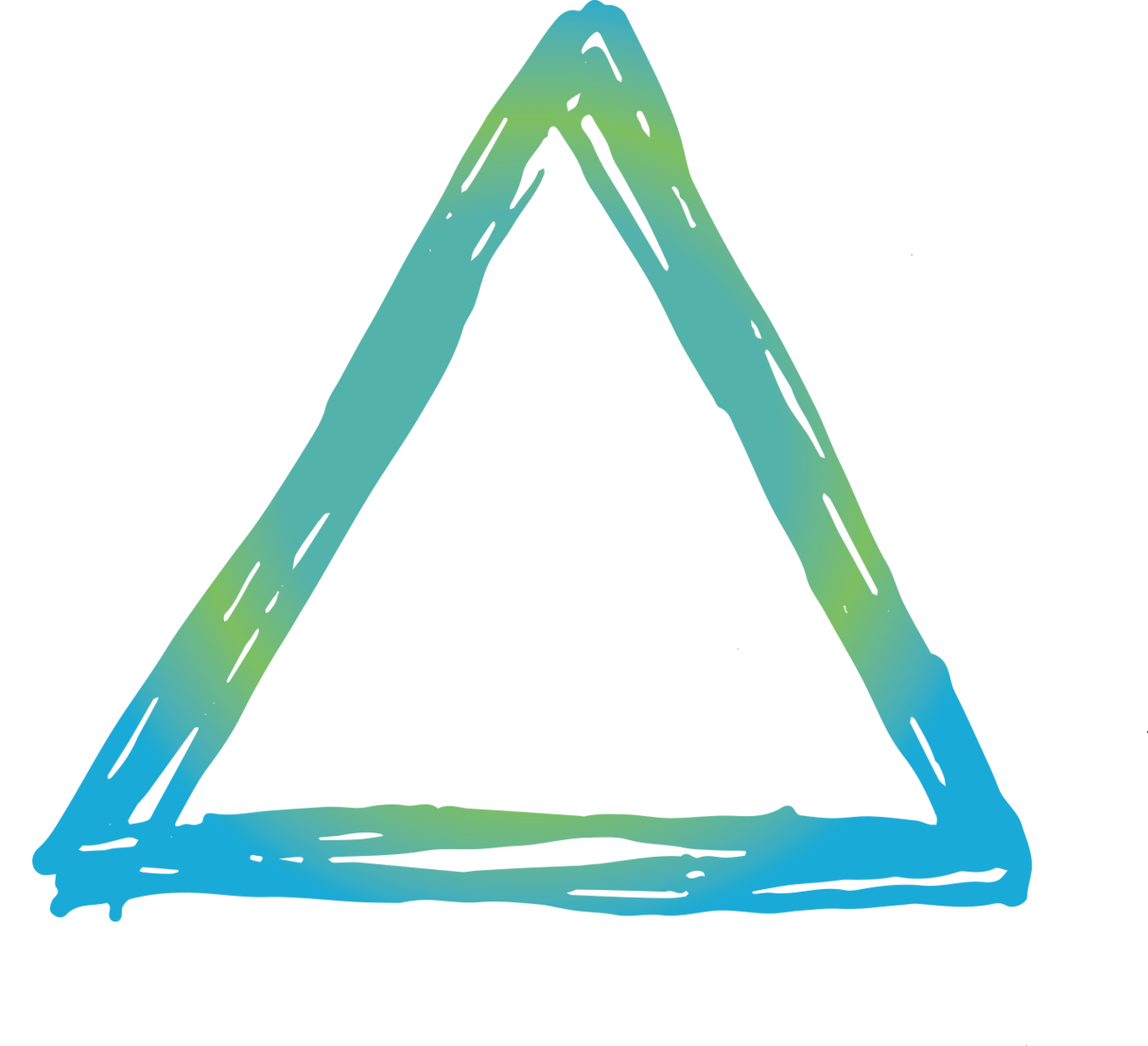 Image result for overlapping triangle icon