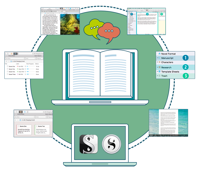 Learn Scrivener basics for free