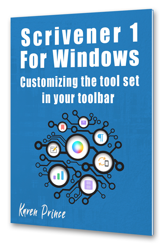 Scrivener for Windows Guide to the Toolbar
