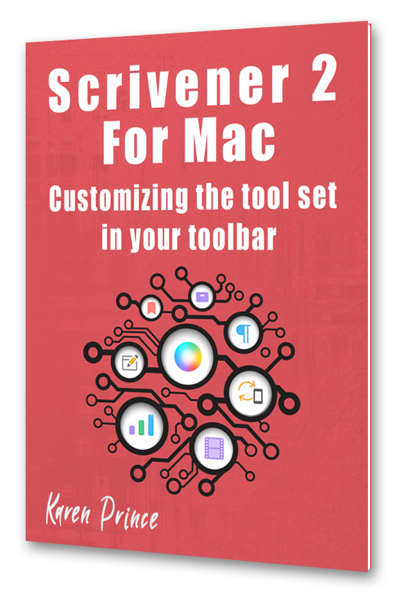 Scrivener for Mac Guide to the Toolbar