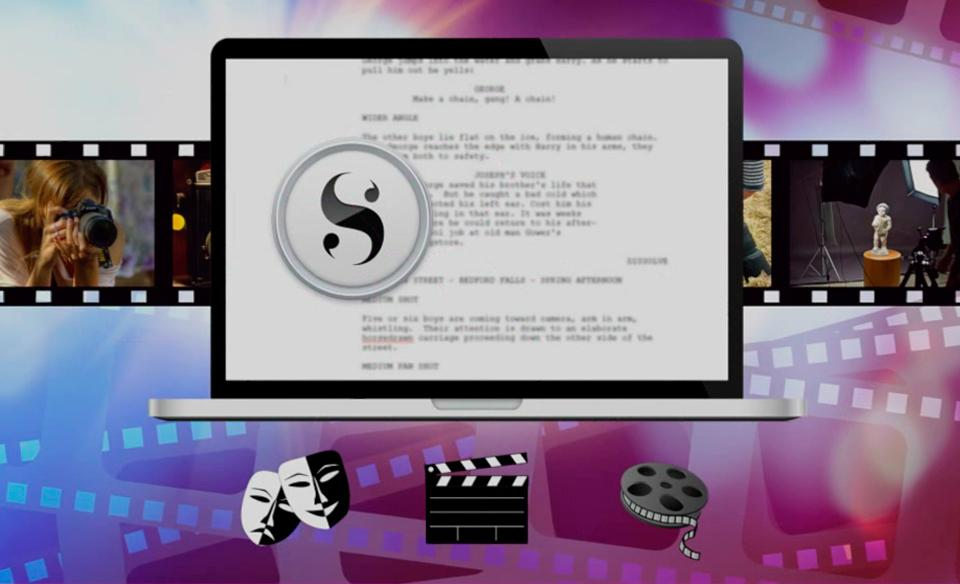 Scriptwriting with Scrivener