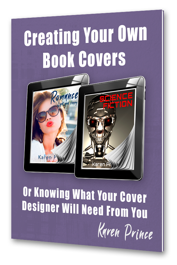 Creating your own book covers