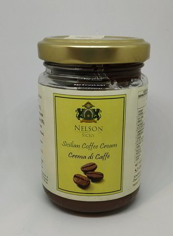 Coffee Sweet Spread 150gr - Gluten free and vegan
