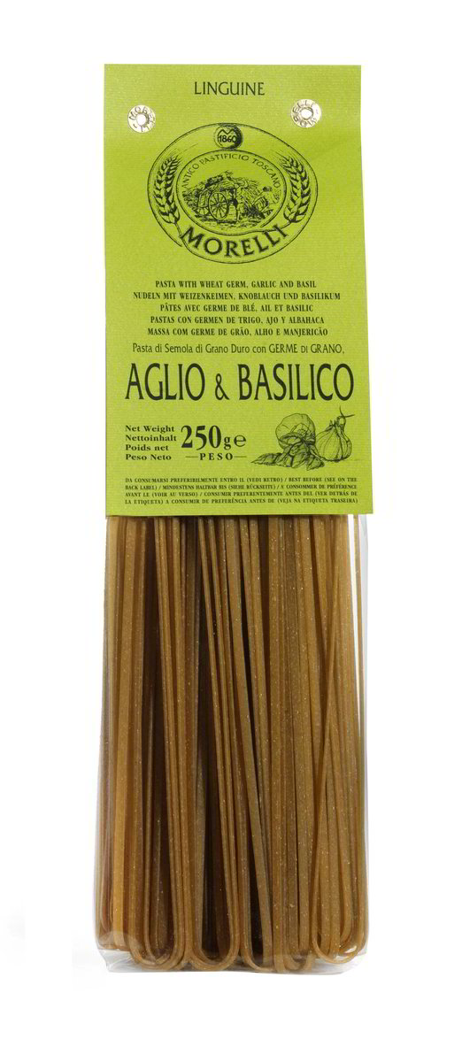 Garlic and Basil Linguine 250gr