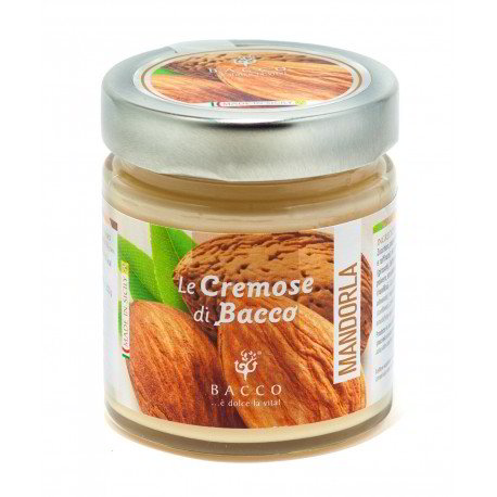 Almond Sweet Spread 150gr - Vegan and gluten free